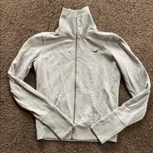 Hollister Girl's Zip Track Jacket